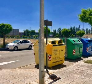 Contenedores de Lixo ( basura)